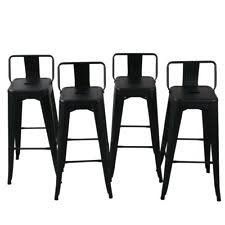 Counter Height Chairs With Back Counter Height Stools Ebay
