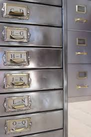 Metal Drawer Cabinets Paint Stripped Filing Cabinet Love The Original Features