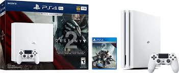 sony playstation4 pro 1tb limited edition destiny 2 console bundle
