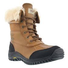 s adirondack ugg boots otter ugg s adirondack otter waterproof boots mount mercy