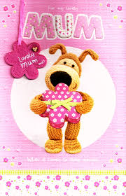 boofle large for my lovely mum mother u0027s day card cards love kates