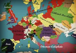 Ottoman Europe by Alternate Europe Hansa 1520 By Zalezsky On Deviantart