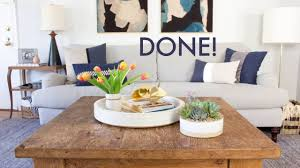 Style A Coffee Table How To Style Your Coffee Table