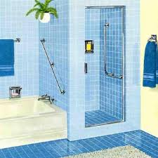 light blue ocean cool small bathroom style tiles on the wall cool