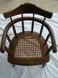 Childs Antique Chair Antique Wood Chair Ebay