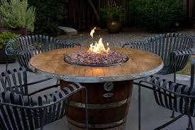 Transform Your Backyard by Image Of 54 Wine Barrel Fire Pit Transform Your Backyard This Fall