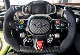 aston martin vulcan modeler for a aston martin vulcan racing steering wheel mould