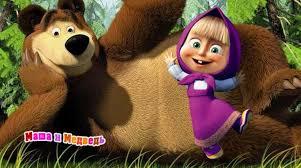 masha bear russian cartoons english subtitles