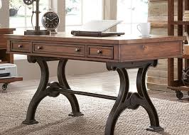 writing desk with drawers liberty furniture arlington writing desk with 3 dovetail drawers
