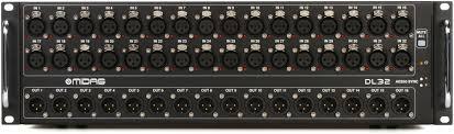 Midas 32 Midas Dl32 32 Input 16 Output Stage Box Gearnuts Com