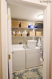How To Decorate Your Laundry Room Laundry Room Organization
