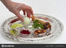 seder meal plate passover seder plate stock photo lucidwaters 149370946