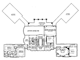 the elms newport floor plan gilded age mansion 12202jl architectural designs house plans