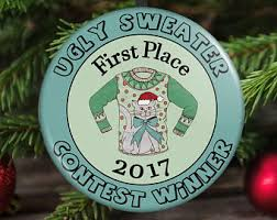 ugly sweater contest etsy