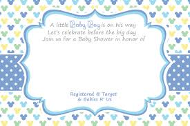 baby shower invitations with photoshop baby shower decoration
