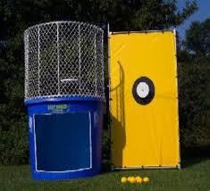 dunking booth rentals jumpin jax jumps