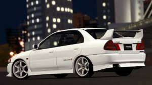 mitsubishi lancer modified mitsubishi lancer evolution iv gran turismo 6 by vertualissimo
