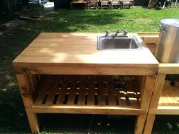 outdoor cooking prep table diy portable sink best ideas about portable sink on toilet for