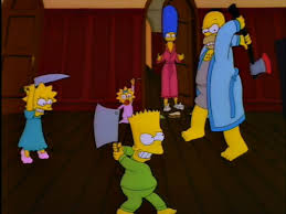 Simpsons Treehouse Of Horror I - 12 truly scary u0027simpsons treehouse of horror u0027 segments