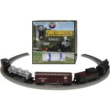 lionel pennsylvania flyer o gauge train set multi colored