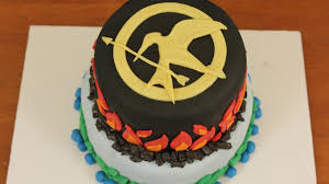 hunger games cake nerdy nummies youtube