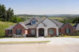 Texas House Plans Ranch Style Home Design Perry Where