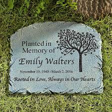 Condolence Gift Ideas Rooted In Love Memorial Garden Marker Markers Gardens And Funeral
