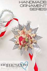 paper straw vintage ornaments handmade ornament no 3