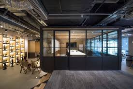 collaborative work space hong kong designers bean buro have created an innovative and