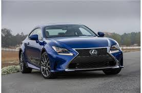 lexus rc f 2017 lexus rc f what you need to u s report