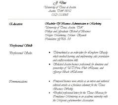 Psychology Resume Examples by An Example Of The Resume Document Used In The Pared Comparisons A