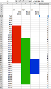 excel counting conditional formatting cells by colorindex