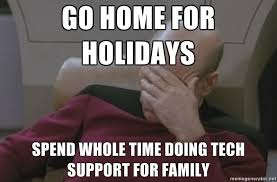 Tech Meme - our favorite holiday tech and geek memes techrepublic