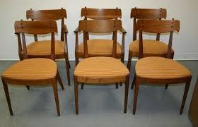 Century Modern Danish Inspired Drexel Profile Dining Room Chair - Mid century dining room chairs