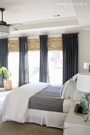 master bedroom window treatments everything emelia
