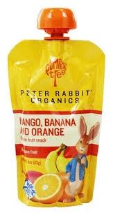 rabbit organics buy rabbit organics organic fruit snack 100 mango