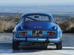 renault alpine classic renault alpine a110 1973 sprzedane giełda klasyków