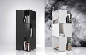 White Modern Bookcase by Bond Modern Bookcase