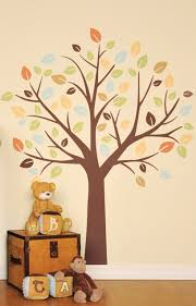 designers admit decals can be cheesy but they offer convenience the little boutique wall decal of a tree is perfect for a children s room wall