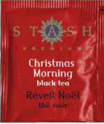 morning from stash tea tea review