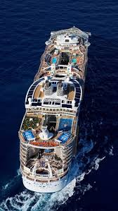 Allure Of The Seas Floor Plan World U0027s Largest Cruise Ship Heading To Europe