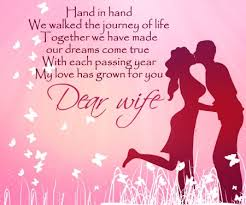 wife birthday card message fugs info