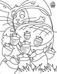 easter printable coloring pages entertain