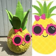 Pineapple Trend by Pineapple Piñata My Creations Pinterest Birthdays Birthday
