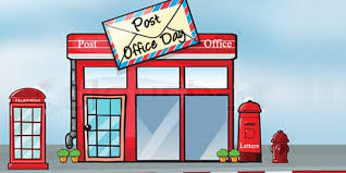 post office day clipart image