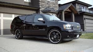 Chevrolet Stunning Black Chevy Suburban Chevrolet Suburban Ltz