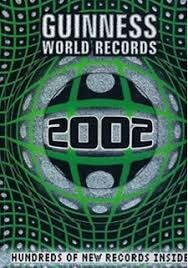 359 guinness book of records columns met een glimlach