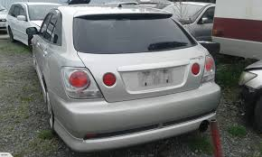 lexus altezza for sale nz toyota altezza gitz 01 wrecking all parts complete car trade me