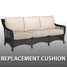 Wicker Loveseat Replacement Cushions Whitecraft Replacement Cushions Wicker Com