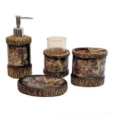 extremely creative camo bathroom sets wonderfull design alluring